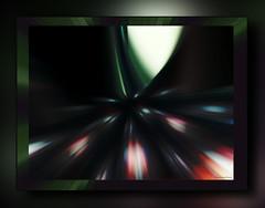-Rush Into Tomorrow (SDG DiamondHead Photo Art) Tags: art abstractart contemporaryart photography photomanipulation diamondheadphotoart dh road blur midcenturyinspired