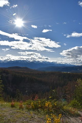 Maligne Lookout - DSC_2287 (Markus Derrer) Tags: malignelakeroad malignecanyon markusderrer jaspernationalpark fall september landscape mountains