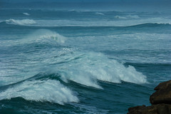 (mimu_13) Tags: bretagne europe finistere france penmarch mer paysage vague wave samsungnx nx500