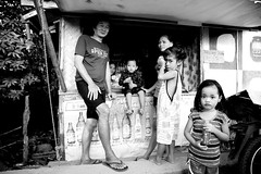 Coron.Philippines (VincenzoMonacoo) Tags: canon 6d tamron 2470 philippines palawan coron people bw adventure travel leica nikon