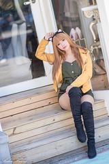 DSC_7171 (Robin Huang 35) Tags: 大安區 臺北市 臺灣 tw devi 忠孝敦化商圈 街拍 人像 portrait lady girl nikon d850