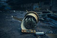Tube of Tubes (IAmTheSoundman) Tags: jake barshick sony a99 m42 takumar manualfocus cleveland ohio urbanexploring urbex abandoned