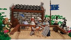 20181213_225542 (Treunsty) Tags: lego brickforges cobi bricks blocks minifig figurine décor médiéval chevalier moyenâge castle