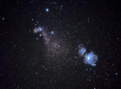 Orion 200mm (Alfredo.Ruiz) Tags: canon eos5d ef70300 orion 200mm nebulosa m42 entzia alava astrometrydotnet:id=nova3108504 astrometrydotnet:status=solved