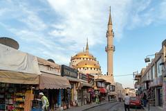 Mosque in Madaba (George Pachantouris) Tags: jordan hasemite petra aqaba amman middle east travel tourism holiday warm arab arabic madaba byzantine ancient mosaic