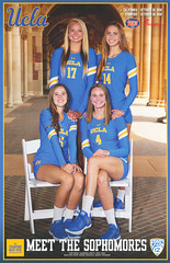 UCLA Women's Volleyball - 2018 Sophomores (bruin805) Tags: ucla bruins volleyball womensvolleyball pac12 macmay jennymosser annecrouch sabrinasmith