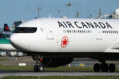 C-GFAF - Air Canada (New Livery) A330-300 (✈ Adam_Ryan ✈) Tags: dub eidw dublinairport 2018 october2018 autumn canon 6d fullframe photography avgeek aviation 100400liiisusm ireland plane takeoff aircraft airbus boeing aircanada newlivery a330