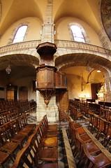 41 - Ardèche - Aubenas, église Saint-Laurent (paspog) Tags: france ardèche aubenas août august 2018 églisesaintlaurent kirche église church