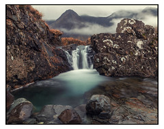 Fairy Pools (Alan-Taylor) Tags: fairy fairypools glenbrittle gleanbhreatail isleofskye skye highlands scotland water waterfall sgurranfheadain mountains mountain outside outdoors landscapes landscape cloud