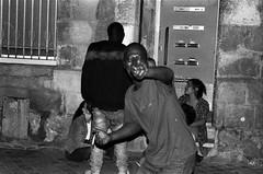 IMG_0025 (cestlameremichel) Tags: night party analog analogue analogica pellicule argentique 35mm bnw black white noir et blanc film minolta dynax 40 kodak tmax p3200 3200 iso monochrome manochromatic bordeaux ma ville