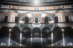 #Our Mutual Friend (graceindirain) Tags: palazzoducaleurbino marche italy urbino mirror fantasy graceindirain