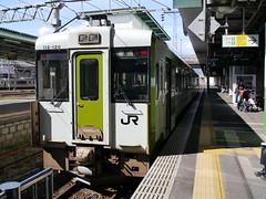 キハ112-120 (JR花輪線・盛岡駅) (しまむー) Tags: panasonic lumix dmcgx1 gx1 sigma art 19mm f28 dn round trip train