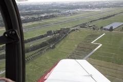 Landingsbaan Rotterdam The Hague Airport (Dimormar!) Tags: driehoeksvlucht luchtfoto rotterdam landingsbaan