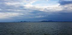 Winam Gulf, Lake Victoria (Victor O') Tags: mbita rusinga island ferry transport water bus lwanda kotieno lake victoria kenya east africa beach boat pier