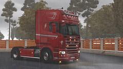 Scania SMDS (black_moloko) Tags: scania r500 latvia smds