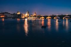 From Prague. (Robert Hájek) Tags: voigtlander sonya7iii sony czech czphoto czechrepublic night citylife city landscape praha prague