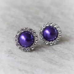 Purple Earrings, Purple Bridesmaid Jewelry, Bridesmaid Earrings Gift, Stud Earrings, Purple Jewelry, Silver or Gold Setting https://t.co/xvcoeeiSG1 #bridesmaidgift #MyNewTag #weddings #etsy #bridesmaidgifts #wedding #jewelry #etsyhandmade https://t.co/rD5 (petalperceptions.etsy.com) Tags: etsy gift shop fashion jewelry cute