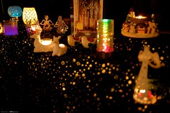 Marché de Noël Heddesheim 2018   069 (Distagon12) Tags: noel marchédenoël weihnachtsmarkt weihnachten light lumière licht heddesheim holiday deko night nacht nuit villenuit candle navidad christmas noël