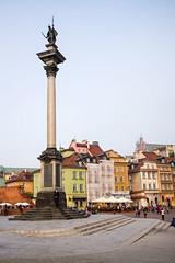 Plaza Zamkowy, Warsaw (jlben Juan Leon) Tags: distagont3514 carlzeiss carlzeissdistagon3514zm leica leicam leicam240 leicamtyp240 leicamtype240 poland polonia varsovia warsaw zeissdistagont1435zm zeisst1435