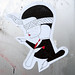 Pasted paper by Fred Le Chevalier [Paris 10e]