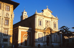Chiesa di Santo Stefano dei Cavalieri, Pisa (demeeschter) Tags: italy toscana pisa architecture leaning tower medieval church basilica city town river cathedral religion roman unesco world heritage attraction building museum