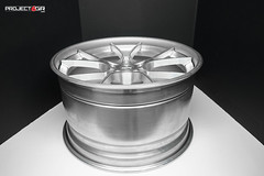 project-6gr-3-piece-forged-10-ten-02 (PROJECT6GR_WHEELS) Tags: project 6gr 10ten 10 wheels wheel rim rims 3piece full forged design raw ford mustang gt gt350 gt350r