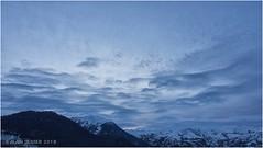 Crépuscule hivernal