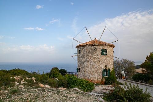 Potamitis Windmill Zakynthos, Greece