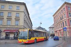 Mercedes-Benz Conecto G - 9807 - 503 - 21.12.2018 (VictorSZi) Tags: poland transport publictransport nikon nikond5300 december decembrie winter iarna varsovia warsaw