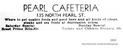 1933 Pearl cafeteria 135 No. Pearl. (albany group archive) Tags: 1930s restaurant old albany ny vintage photos picture photo photograph history historic historical