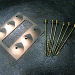 木材固有の『めり込み現象』緩和金物の写真