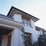 オリジナル高耐久湿式通気外壁工法の写真