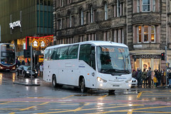 Ulsterbus 130 BFZ3130 (busmanscotland) Tags: scottish citylink megabus megabuscom ulsterbus 130 bfz3130 bfz 3130 scania k360eb4 irizar century