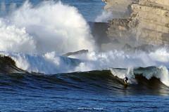 SANTA MARINA WAVE/ 6973DRL (Rafael González de Riancho (Lunada) / Rafa Rianch) Tags: surf surfing olas waves vagues ondas deportes sports cantabria loredo acantilado marina santamarina