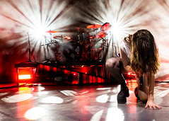 Chvrches 09/23/2018 #109 (jus10h) Tags: chvrches laurenmayberry thegreek greektheater theatre griffithpark losangeles california live music tour concert show gig event performance venue stage band artist photography photographer sony dscrx100 dscrx100m5 2018 sunday september 23 justinhiguchi