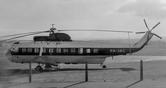 PH-SBC Sikorsky S-61 MSN 61221 BEA ex G-ASNM crashed a year later (eLaReF) Tags: phsbc sikorsky s61 msn 61221 bea ex gasnm crashed
