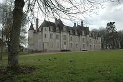 Château du Haut-Brizay à Brizay (Indre-et-Loire) (Feldpost 14) Tags: 37 indreetloire brizay lehautbrizay château