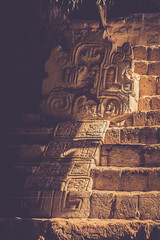 (C-47) Tags: mexico mexique ligth dof effects flickr travels 7dmarkii 18200mm rock architecture architectural archeology history feel fun feelings focus vintage poetry