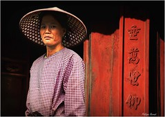 Hanoï - Vietnam - Novembre 2018 (Philippe Hernot) Tags: hanoï vietnam nikond700 nikon philippehernot kodachrome rouge red