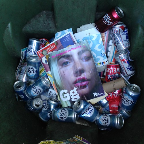 Recycling GaGa