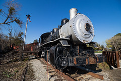 SP #1258 Martinez, California (ScholzRUNNER) Tags: trains transportation tracks rails railroad southernpacificrailroad sp espee martinez california steamlocomotive 060 railroadphotography