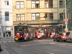 IMG_4483 (-A l e x-) Tags: bratislava slovakei tram strassenbahn tramway slovakia 2006 öpnv reise verkehr öffis