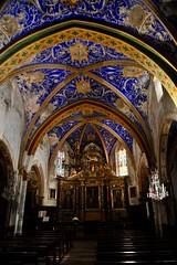 ciel d'église occitane à sauvegarder ! (jean-marc losey) Tags: france occitanie tarn puycelsi église ciel randonnée d700