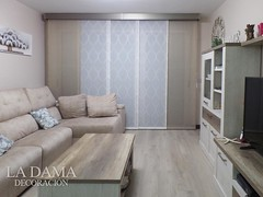 """PANEL JAPONES TELA MARRÓN MADERA MODERNO • <a style=""""font-size:0.8em;"""" href=""""http://www.flickr.com/photos/67662386@N08/46982870502/"""" target=""""_blank"""">View on Flickr</a>"""