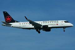 C-FEKH (Air Canada express - Sky Regional) (Steelhead 2010) Tags: aircanada aircanadaexpress skyregional embraer emb175 yyz creg cfekh
