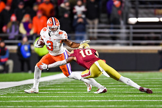 Clemson vs BC - 2018 Photos