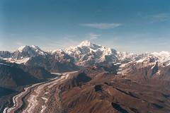 Denali and the Alaska Range (wrenee.com) Tags: 2018 35mm film portra alaska analog dehavillandotter denali denalinationalpark kodakportra160 leicam6 september