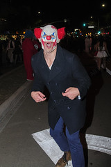 015 (morgan@morgangenser.com) Tags: westhollywood halloween 2018 weho carnival costumes crazy funny bizarre sexy naked lingerie donaldtrump stormydaniels photobymorgangenser scarytights exposing flashing photographers colorful lgbt dressingup dessingdown