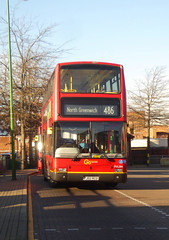 GAL PVL284 - PJ02RCU - FRISWELL PLACE BEXLEYHEATH - TUE 4TH DEC 2018 (Bexleybus) Tags: goahead go ahead london central pvl284 pj02rcu volvo b7 plaxton president bexleyheath kent da7 shopping centre arnsburg way friswell place tfl route 486