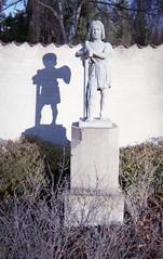 Assistens Kirkegård (rotabaga) Tags: denmark danmark copenhagen københavn nørrebro cemetery fujifilm quicksnap disposable